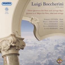 Luigi Boccherini: Quartettek, Quintett